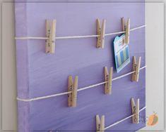 Gift Idea Bulletin Board Display Board Place Card by ChicMango