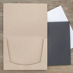 Eco friendly large presentation envelopes for welcome packets, proofs, and more from #designaglow