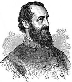 Civil War Generals :: General Stonewall Jackson