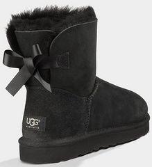 UGG bowknot 3280 black