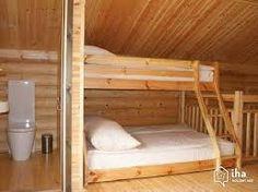Resultado de imagen de cestras de madera bici Bunk Beds, Furniture, Home Decor, Wood, Decoration Home, Loft Beds, Room Decor, Home Furnishings, Home Interior Design