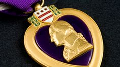 Each year in the United States, August celebrates Purple Heart Day. The Purple Heart is a United States military decoration awarded in the name of the Purple Heart Award, Purple Heart Day, Us Military Medals, Military Honors, Military Awards, Veteran Hats, Military Decorations, Continental Army, Pearl Harbor Attack