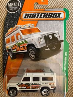 Suv 4x4, Land Rover Defender 110, Matchbox Cars, Elm Street, Hot Wheels Cars, Toy Boxes, Offroad, Diecast, Lego