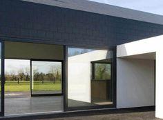 Modern House in Summerhill, Ireland by Boyd Cody Architects - Homaci.com