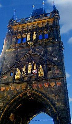 The Supernatural Power of the Charles Bridge Tower, Prague