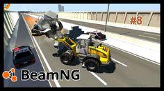 Extreme Random Crash compilation | BeamNG.Drive #8