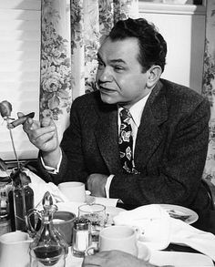 Image result for edward g robinson in key largo 1948