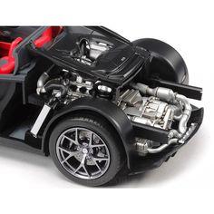 TAMIYA 1/24 Sports Car Series Plastic Model : NSX