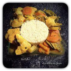 Il y a des plats comme ça qui nous rappellent de bons moments, des gens qu'on aime, et ce plat là il m'est cher : le Colombo. Spéciale...