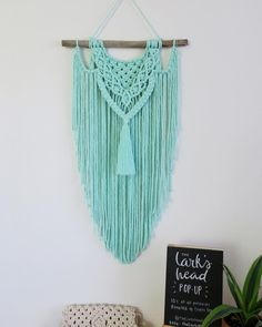 So excited for tonight! Come by Haute Mess Boutique in Whittier 6-9pm to see alllllll the macrame swag I'll be hauling in for my pop-up shop! See ya there!! . . . #thelarksheadshop #macrame #modernmacrame #macramewallart #macramewallhanging #wallart #wallhanging #turquoisemacrame #macramemaker #macramemadness#macramedecor #fiberart #finditliveit #slowliving #pursuepretty #liveauthentic #seekthesimplicity #thatsdarling #livethelittlethings