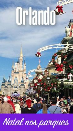 Como é o Natal nos parques em Orlando (scheduled via http://www.tailwindapp.com?utm_source=pinterest&utm_medium=twpin&utm_content=post181071637&utm_campaign=scheduler_attribution)