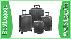 Luggage at Kohl's - Shop our wide selection of luggage, including this Traveler's Choice New Luxembourg hardcase expandable luggage set, at Kohl's. Cheap Luggage, Small Luggage, Buy Luggage, Cabin Luggage, Carry On Luggage, Luggage Sets, Travel Luggage, Luggage Online, Luggage Store