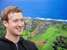 Mark Zuckerberg paid close to $100 million for 700 acres of beachfront property on the island of Kauai in 2014.  Now the Facebook billionaire is suing a few hundred Hawaiians who still have legal-ownership claims to parts of his vacation estate through their ancestors, as first reported by the Honolulu Star Advertiser.