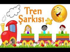 Tren Şarkısı - Sesleri Taklit Etme Etkinliği - Evde Okul Öncesi