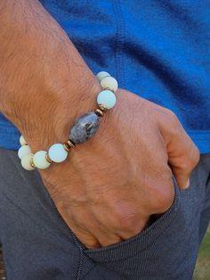 Bracelets – Page 2 – Finest Jewelry Diamond Bracelets, Bracelets For Men, Beaded Bracelets, Bohemian Men, Fitness Bracelet, Turquoise Bracelet, Bronze, Carved Wood, Guy Jewelry