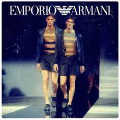 Emporio Armani Men Spring/Summer 2013 Soundtrack [Download] #emporioarmani #armani #malemodels #mfw #ss13 #runwaymusic #lmjukez #music #soundtrack #spring2013 #summer2013 #menswear #men #man #homme #catwalk #runway #fashion #milan #giorgioarmani