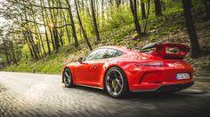No mistaking this Porsche 911 for anything other than a GT3 ...repinned für Gewinner!  - jetzt gratis Erfolgsratgeber sichern www.ratsucher.de