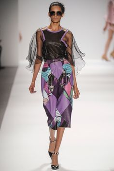 Custo Barcelona Spring 2014 Ready-to-Wear Fashion Show