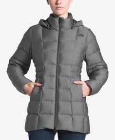 The North Face Transit Down Jacket - Gray XL Down Parka beb0c0a5b