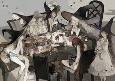 「魔女と魔女の娘たち」