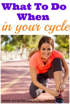WHAT TO DO WHEN IN YOUR CYCLE - This is the post you have been waiting for! Week by week detailed plan - what to eat, how to exercise, activities you CAN do to match the changing hormones. This is so life-changing