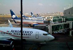 Quarto de Serviço!: O Aeroporto da Cidade do México, Benito Juárez!