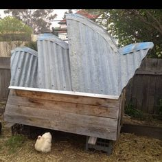 Beautiful Chook Houses On Pinterest Chicken Coops