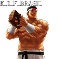 On instagram by k_o_f_brasil #neogeo #microhobbit (o) http://ift.tt/1nGE2By um cara difícil de lutar contra e muito massa de jogar com ele... Goro Daimon  #gorodaimon #kof #thekingoffighters  #snk #arcade #kofbrasil #anime #doubletaps #animation #games #gamer #gaming #xbox #xboxone #playstation #online #onlinegaming #playstation4 #gamerguy #gamergirl #jogos #cartoon #nerd