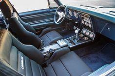 1967 Camaro Dwayne Klippert Street Customs Blown Camaro Pro Touring 035