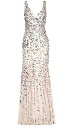 Amazing Rachel Gilbert gown! If only I had a reason to wear something so glamorous!!