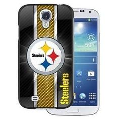 NFL Licensed Protector Case for Samsung Galaxy S4 -Pittsburgh Steelers