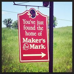The Food Hussy!: Kentucky Bourbon Trail: Maker's Mark - Loretto, KY