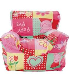 Beanbag Chair Find This Pin And More On Peppa Pig Decor