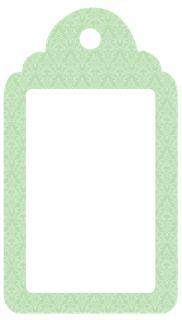 Tag/etiquetas grátis para imprimir
