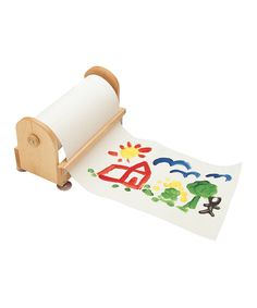Love this Tabletop Paper Center by Guidecraft on #zulily! #zulilyfinds