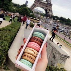 Enjoy world famous macarons at Laduree  Dessert lovers have found their paradise with Ladurees selection of double-decker macarons and other pastries. Anything in their macaron spells divine but we drool over the Raspberry St Honore Pistachio Salted Caramel Coffee and Lemon  truly outstanding! Spoil yourself and order some drinks like coffee hot chocolate champagne or Cognac to go along with your macarons and take the outdoor seating area. Other pastries you can enjoy are chocolate eclair…