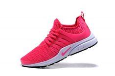014c8c1fc5d4f9 Nike Air Presto Hyper Pink Black White 878068 600 Womens Running Shoes  Presto Sneakers