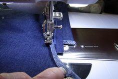 Zelf je perfecte spijkerbroek maken 1 » BERNINA Blog Denim Crafts, Sewing Tutorials, Clothes, Blog, Projects, Outfit, Log Projects, Clothing, Kleding
