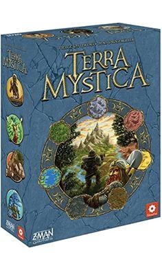 Terra Mystica Board Game Best Price
