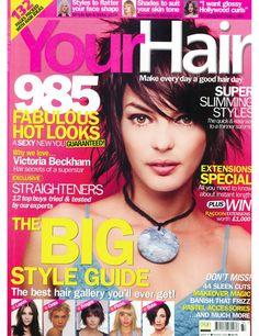 124 Best Hair Magazine Images On Pinterest In 2019 Classy
