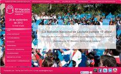 La Maratón Nacional de Lectura cumple 10 años - Fundación Leer