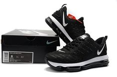 brand new 21ce4 113e6 Nike Air Max 2019 KPU Black White Unisex Running Sneakers Shoes
