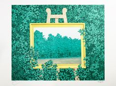 René Magritte | La Cascade (The Waterfall) (2004) | Available for Sale | Artsy