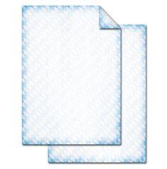 Motivpapier Briefpapier 50 Blatt DIN A4 Bayern Raute Edelweiss Oktoberfest Wiesn