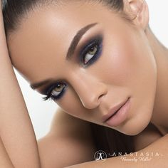 Makeup By Mario using Eye Shadow Singles from Anastasia Beverly Hills Summer Collection.