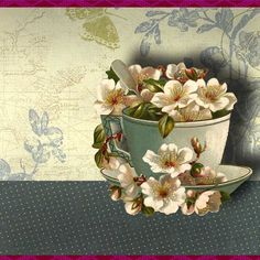 cherryblossomteacup...another Print element | MTCSCAL e-files