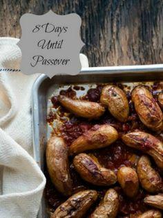 Motzi Matza - Nut Free Passover Recipes