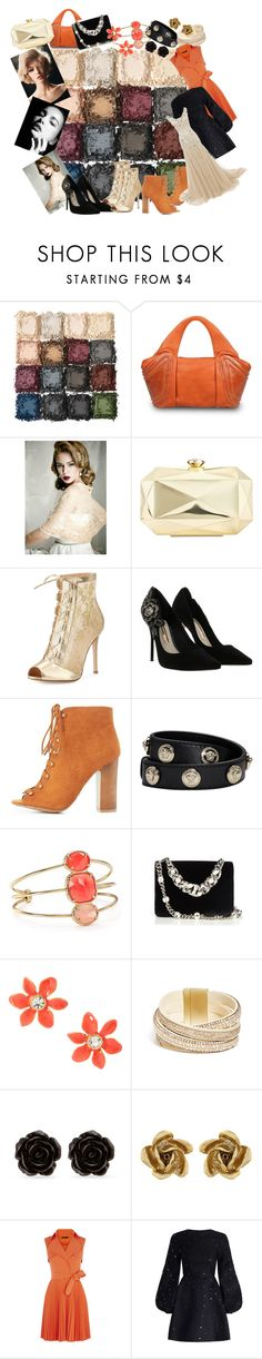 """Style icon💅🏻💄😘"" by mmsbeg ❤ liked on Polyvore featuring Ultimate, GRETCHEN, Noa Vider, INC International Concepts, Gianvito Rossi, Sophia Webster, Bamboo, Versace, Kate Spade and Miu Miu"