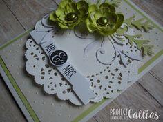 ProjectGallias: #projectgallias: Mr&Mrs, wedding card, kartka ślubna