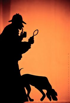 detective silohetts | Recent Photos The Commons Getty Collection Galleries World Map App ...  Without the pipe, of course.